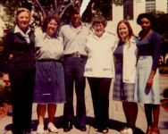 Red Cross Training Staff, 1978